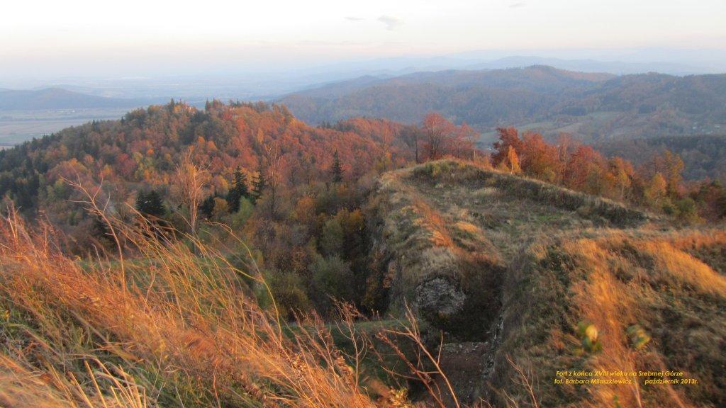 Fort na srebrnej gorze